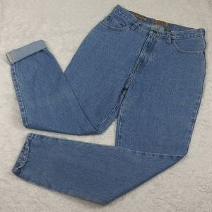 EXP Jeans By Express Vintage High Rise Blue Jeans